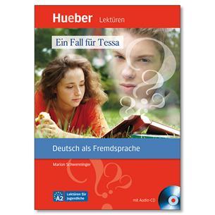 Leichte Literatur A2 Die Räuber Buch + CD-Audio