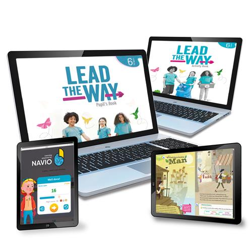 HIGH FIVE! 2 Pupil´s Book Pack