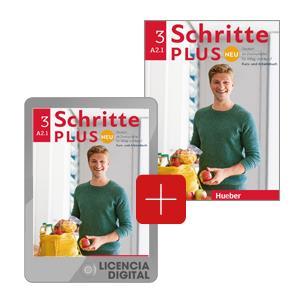Schritte International Neu 6 Kurs-/Arbeitsbuch + CD-Audio