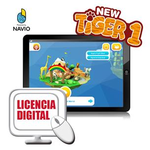 Elementary Language Practice Pack - Key