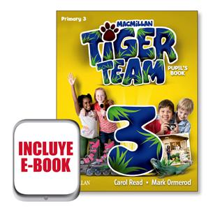 Tiger 2 Activity Book